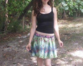 Drum and Dance Skirt