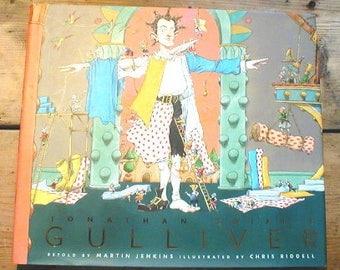Jonathan Swift's Gulliver by Martin Jenkins