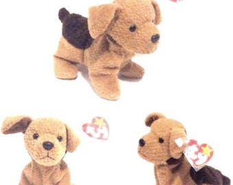 Ty Beanie Babies Tuffy Terrier