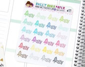 Money Planner Stickers - Bye Bye Money Planner Stickers - Broke Planner Stickers - Rocket Ship Planner Stickers - 479
