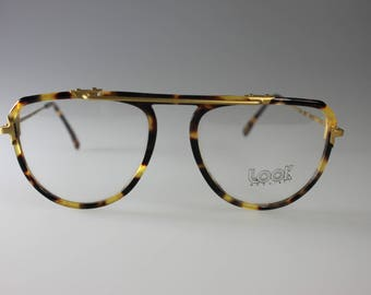 Look occhiali 839 Vintagebrille made in Italy