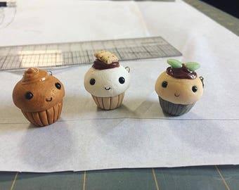 Cute Xupcake Charms