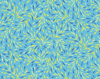 Quilting Treasures 'Spray Texture' Fabric By The Yard; Little Squirt by Studio 8, 1649-26450-B