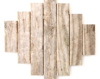 BarnwoodUSA | Rustic Wall Art | 100% Up-Cycled Reclaimed Wood