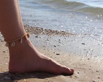 Shells anklet bracelet