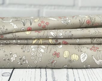 For Fox Sake - Woodland Animals Fabric - Dear Stella - Fox Fabric - Woodland Fabric - ST-896