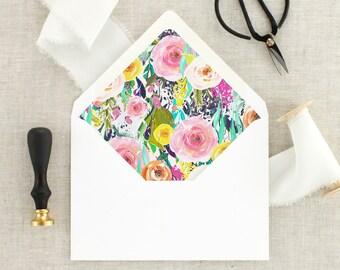 Envelopes for Wedding Invitations - Envelopes for Invitations - Lined Envelopes - Envelopes With Liner - Wedding Envelopes - Envelope Liner