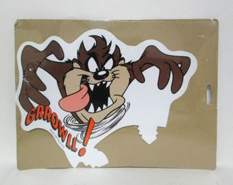Looney Tunes Taz Tasmanian Devil Jack O Getups Halloween Pumpkin Decoration