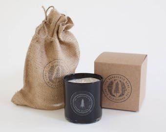 """The Hundredth Acre """"Fig Tree"""" 10.5 oz. Soy Wax Candle."""
