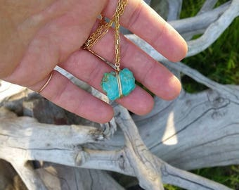 Turquoise, turquoise necklace