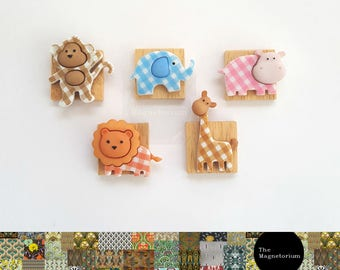 Baby Animal Magnet Set