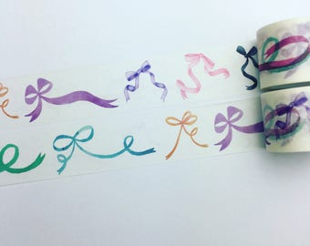 Ribbon washi tape