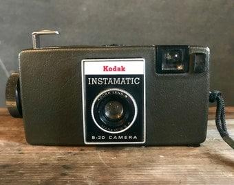 Vintage Kodak Instamatic S-20 Camera