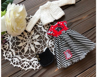 Set of clothes for blythe