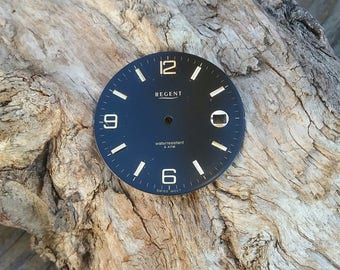 Black Watch dial gold cad40