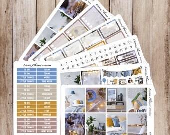 Everyday Magic Kit   Stickers for your Erin Condren, Happy Planner, Kikki K, Filofax and more
