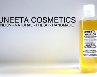 Suneeta's Hair Oil (an elixir of ten oils for you hair)