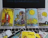 Modern Oracle Tarot Reading (e-mail version)