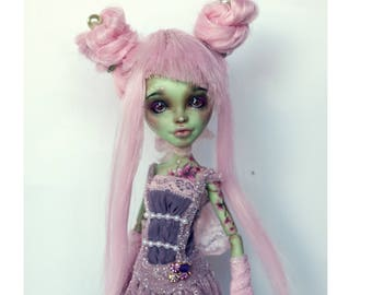 OOAK Monster High Venus McFlytrap