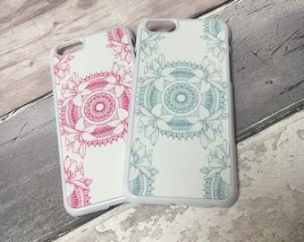 Mandala Pink IPhone 6/6s Phone Case