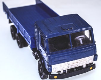 KAMAZ 53212 Scale Model  RARE Older  Version Russian  Truck  1:43 Ussr CCCP