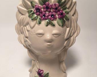 Face vase Rosa Ljung Deco Helsingborg Sweden