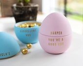 SOLD OUT: Good Egg Children Personalised Easter Egg