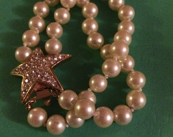 Joan Rivers Star Bracelet
