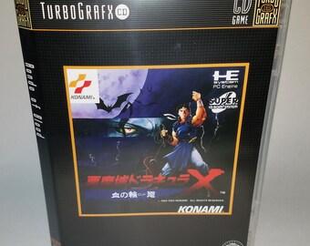 Akumajou Dracula X- Rondo of Blood (English Translation Option)