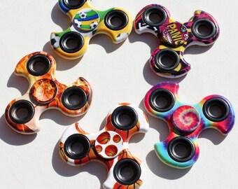 Fidget Finger Spinner Hand Focus Spinner Stress Anxiety Release Toys