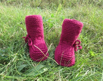 Baby booties,Hand Knitted Baby Booties,Wool Baby Booties, baby  boots,newborn booties,gift,newborn,socks, shoes,knitted  baby boots