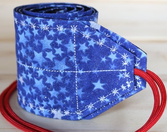 TraininGear Wrist Wraps Patriotic Stars Glitter Women Weightlifting Lifting Training Gear