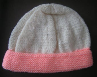 Knitted baby 3 months