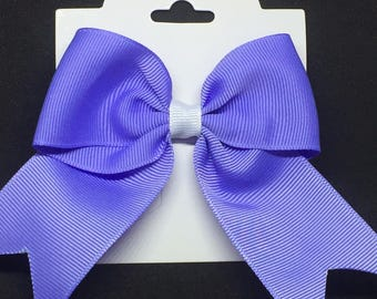 "3.5"" Lavender bow"