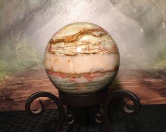 Onyx sphere