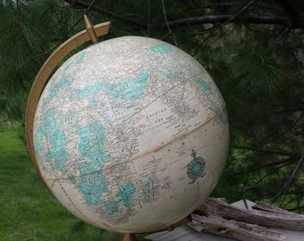 Cram's Imperial Table Top World Globe
