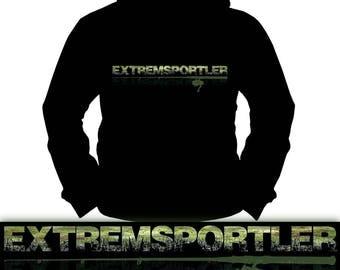 Extreme Athletes | Carp | Catfish | Fishing Fishing | Hoodie | S-XXL