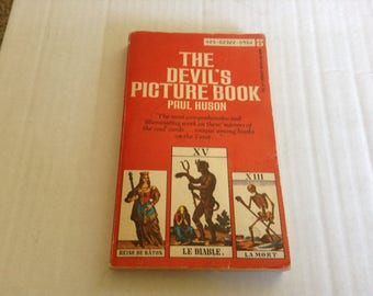 The Devil's Pocture Book. 1971 Edition.