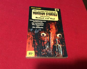The Second Pan Book of Horror Stories, 1963 Edition