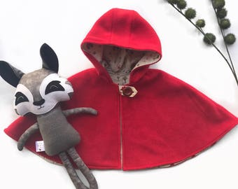 Red Riding Hood and Wolf set