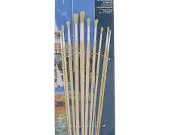 Artist set of brushes x 10