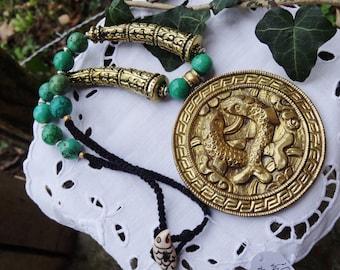 Nepalese necklace - holidays gift idea