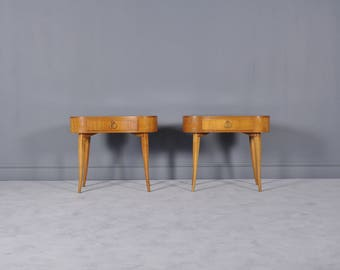 Mid Century French Nightstands,1960s