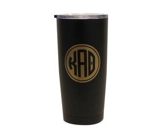 Kappa Alpha Theta Insulated Travel Mug