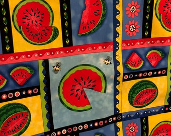 Timeless treasures, Watermelon collage