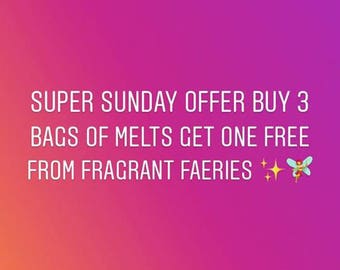 Super Sunday Offer