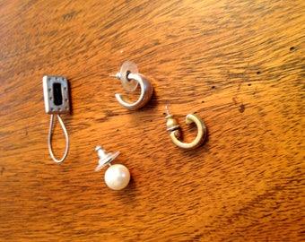 Vintage Single Earrings