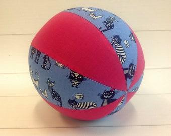 Balloon Ball Baby, Balloon Cover, Balloon Ball, Ball, Kids, Cats, Pink, Portable Ball, Travel Toy, Travel, Eumundi Kids, Eumundi