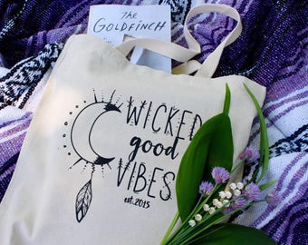 Reusable Canvas Tote Bag - Reusable Bag - Eco Friendly Tote Bag - Cotton Canvas Tote - Heavy Duty Canvas Tote Bag - Farmers Market Bag