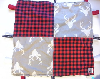 BLANKET. labels. Deer